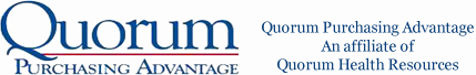 Quorum purchasing advantage, an affiliate of Quorum health resources